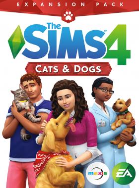 The Sims 4 - Cats & Dogs DLC Bundle Origin CD Key