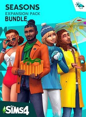 The Sims 4 - Seasons DLC Bundle Origin CD Key