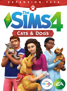The Sims 4 - Cats & Dogs DLC Bundle XBOX One CD Key