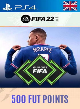 FIFA 22 500 Points PS4/PS5 [UK]