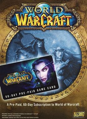 World of WarCraft 60 Day USA