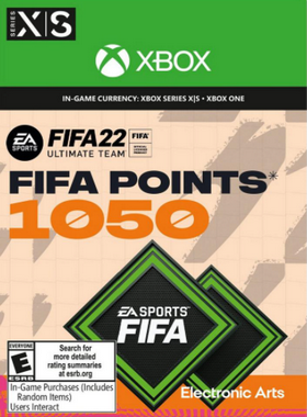 FIFA 22 1050 Points Xbox One