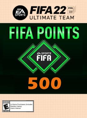 FIFA 22 500 Points PC