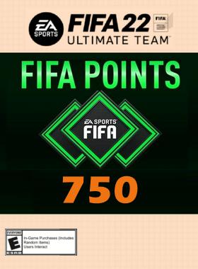 FIFA 22 750 Points PC