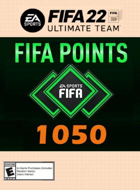 FIFA 22 1050 Points PC