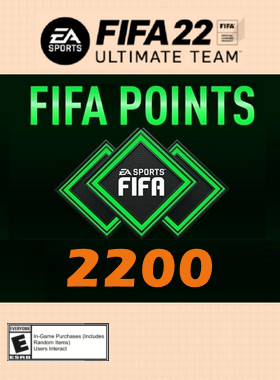 FIFA 22 2200 Points PC