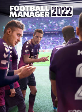Football Manager 2022 PC Steam Pre Loaded Account