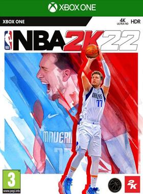 NBA 2K22 Xbox One (ARS)