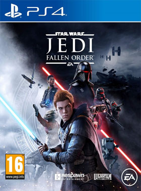 Star Wars Jedi: Fallen Order PS4 UK logo
