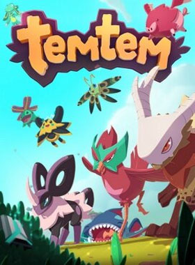 Temtem Steam Pre Loaded Account