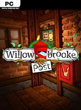 Willowbrooke Post | Story-Based Management Game PC logo